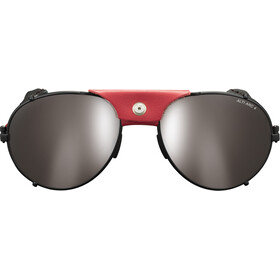 Julbo Cham Alti Arc 4+ Zonnebril Heren, black/red